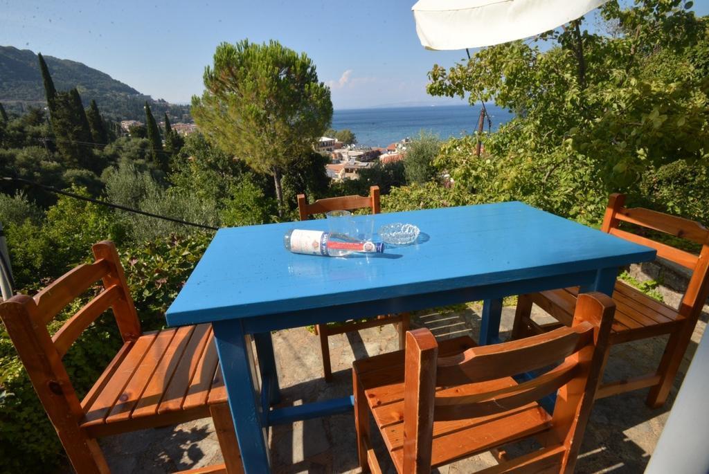 Kontos Mansion best hostels in Corfu