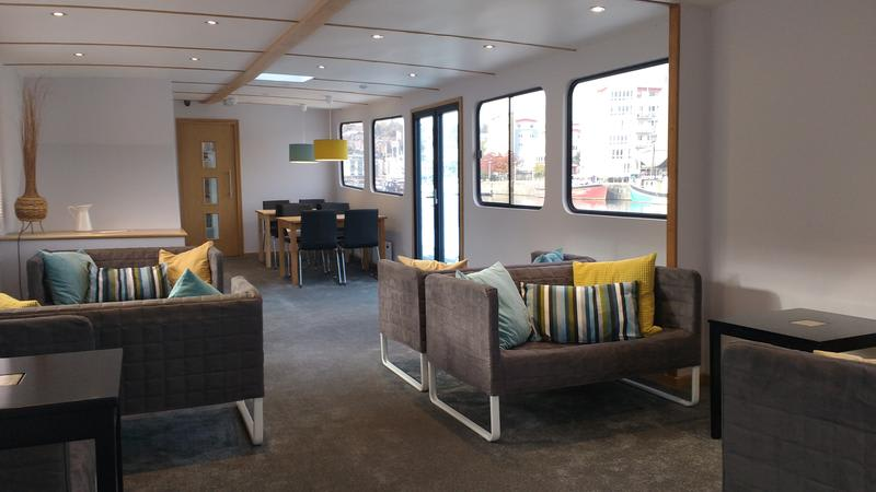 Kyle Blue Bristol Harbour best hostels in Bristol