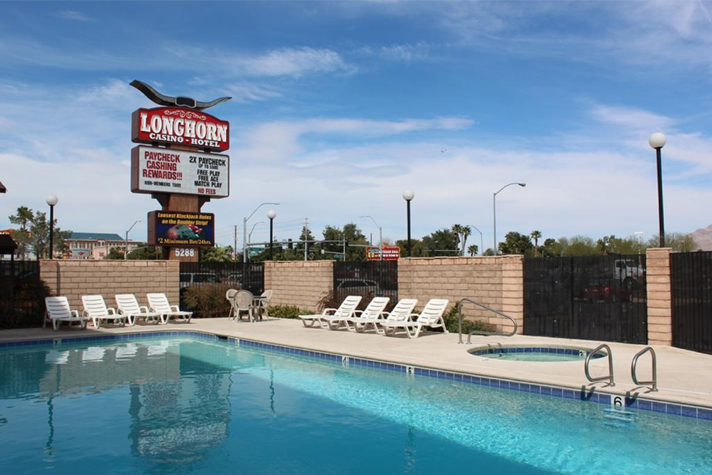 Longhorn Boulder Highway best budget hostels in Las Vegas
