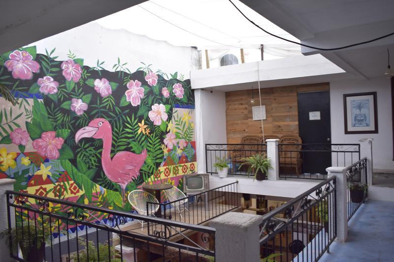 Macarena Hostel best hostels in Cancun