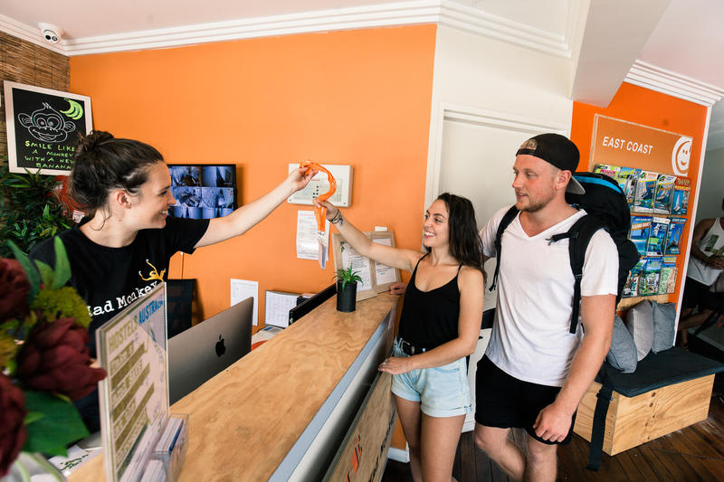 Mad Monkey Backpackers best hostels in Australia