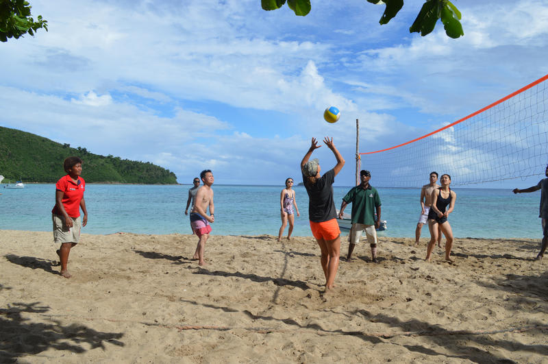 Mantaray Island Resort best hostels in Fiji