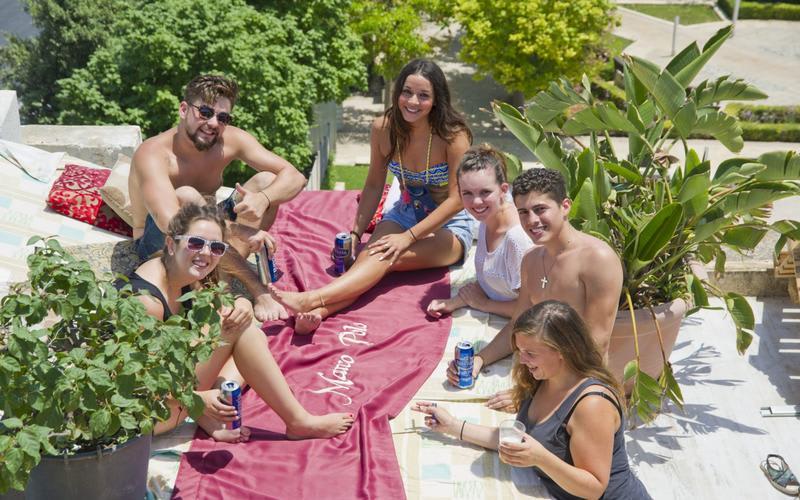 Marco Polo Hostel best hostels in Malta