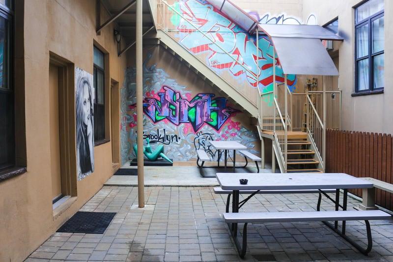 NY Moore Hostel best hostels in Brooklyn