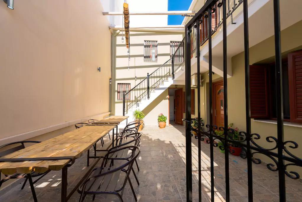 New Town Apartments, Rhodes, Greece