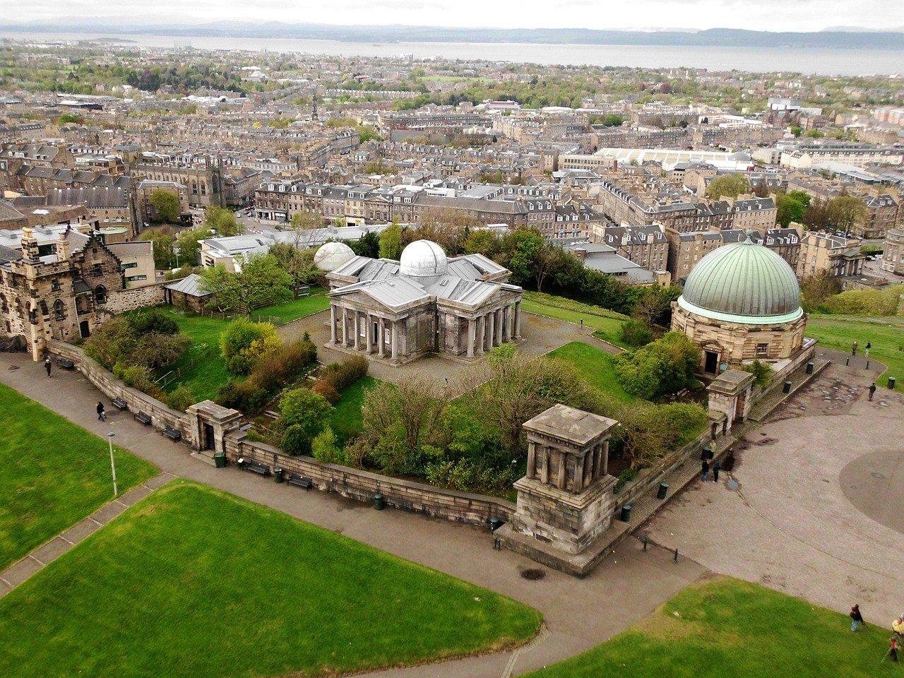 New Town ttd Edinburgh