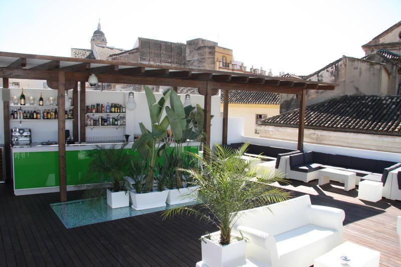 Oasis Backpacker's Hostel Malaga best hostels in Spain