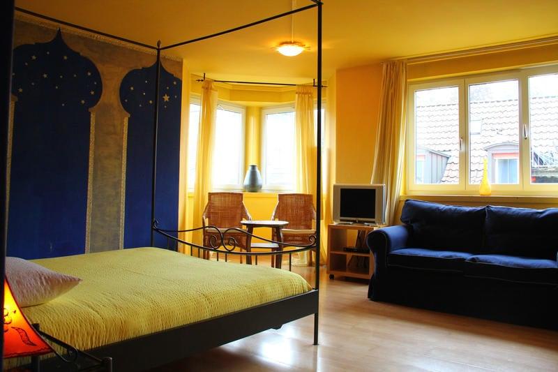 Oldtown Hostel Otter Best Hostels in Zurich