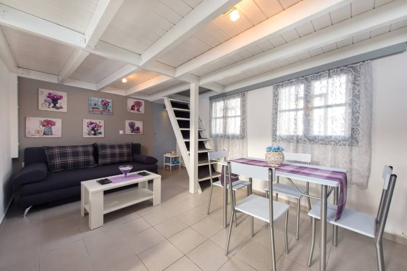 One bedroom in the heart of Rhodes