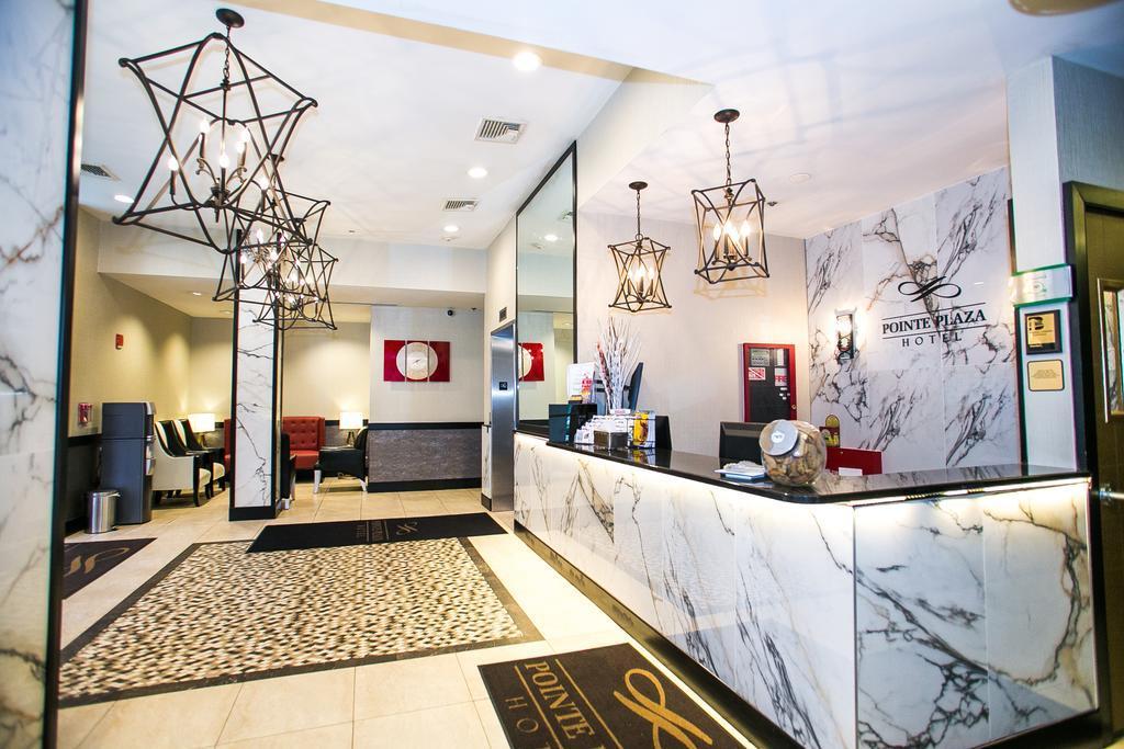 Pointe Plaza Hotel best hostels in Brooklyn