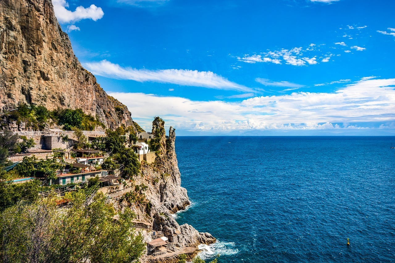 Positano ttd Amalfi Coast