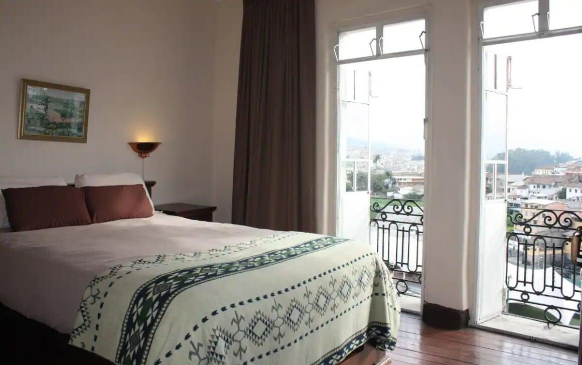Quiet apartment in Quito