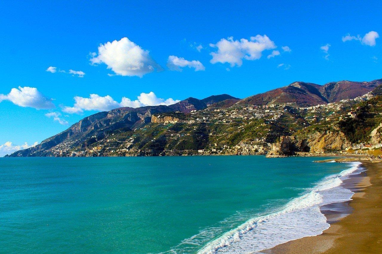 Salerno ttd Amalfi Coast