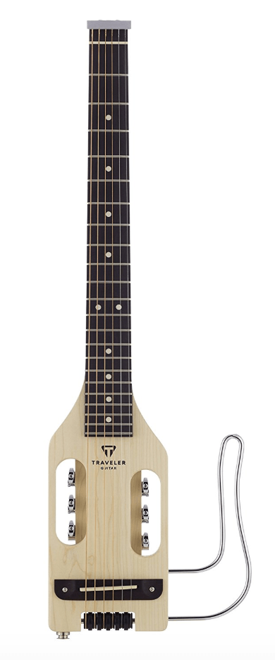 Traveler Guitar Electric-Acoustic - a little bit of both worlds