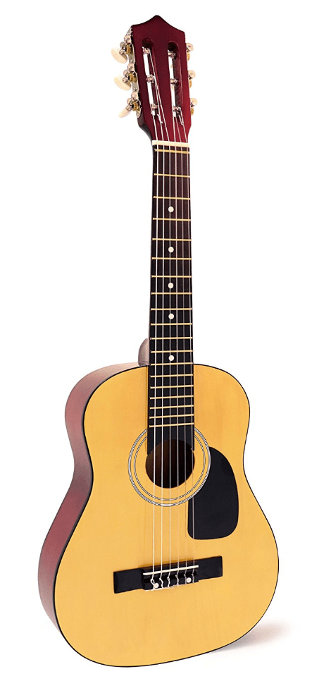 Hohner HAG250P 1/2 Sized - an inexpensive travel guitar to get the job done