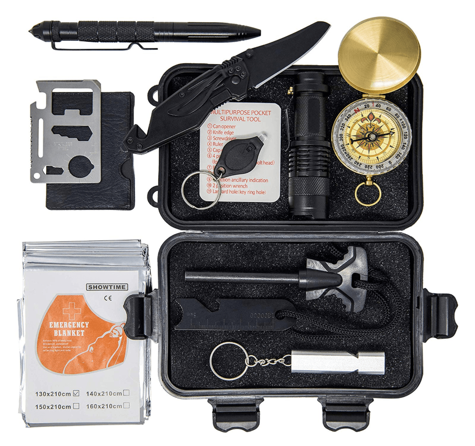Zombie Apocalypse Emergency Survival Kit