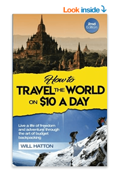 How to Travel the World on $10 a Day gifts for travelers