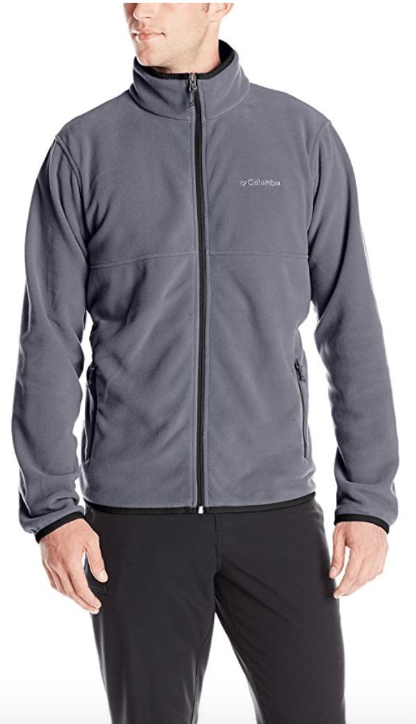 Colombia Men's Fleece Jacket