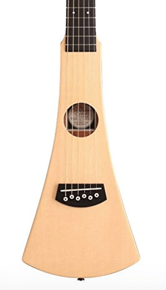 The best travel gift for a wandering musician - Martins travel guitar