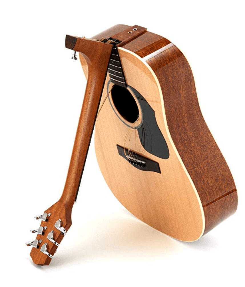 Voyage-Air Folding Guitar gifts for travelers