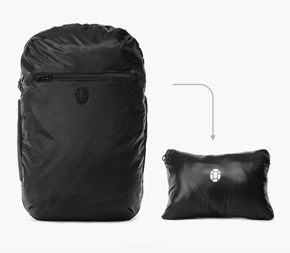 Tortuga setout - the best compressible daypack