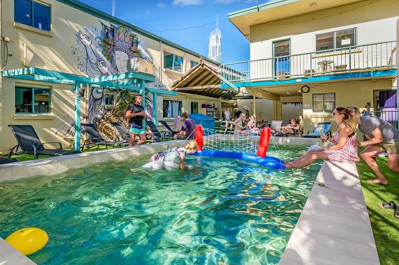 Sleeping Inn in Surfers Paradise best hostels in Surfers Paradise