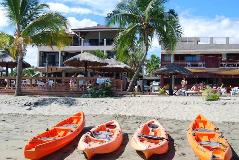 Smugglers Cove Beach Resort best hostels in Fiji