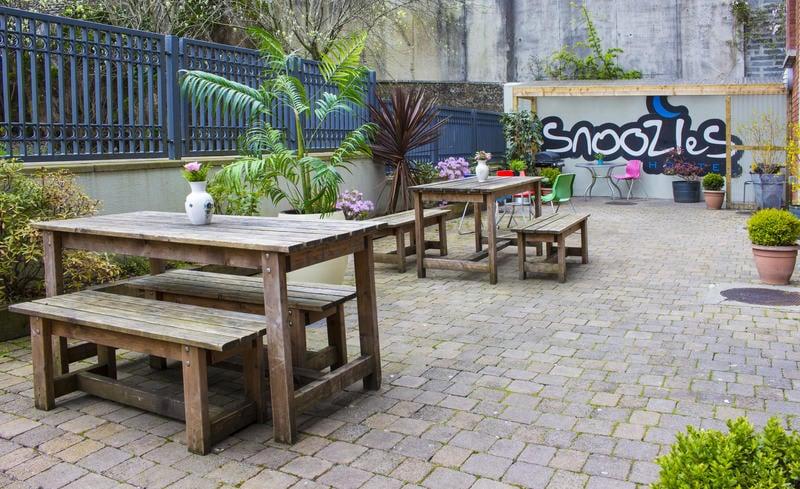Snoozles Hostel Galway best hostels in Galway