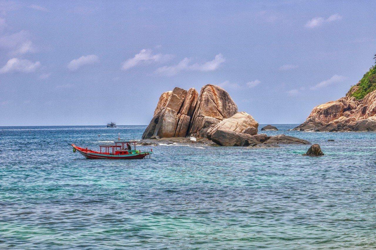 Tanote Bay, Koh Tao