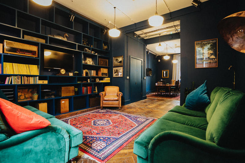 The Wing Bristol best hostels in Bristol