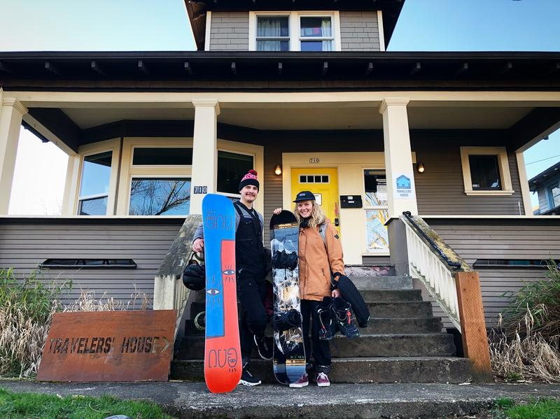 Travelers House Best Overall Hostels in Portland