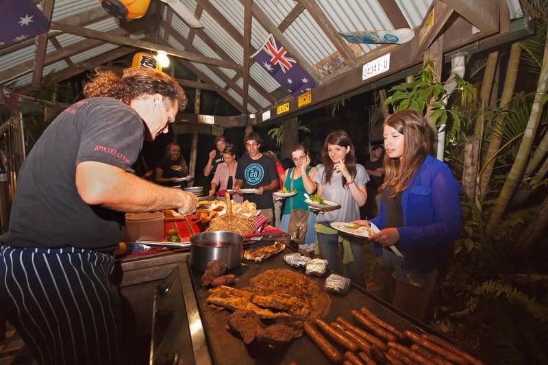 Travellers Oasis best hostels in Australia