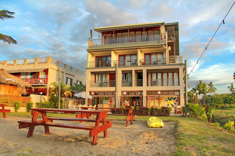 Tropic of Capricorn best hostels in Fiji