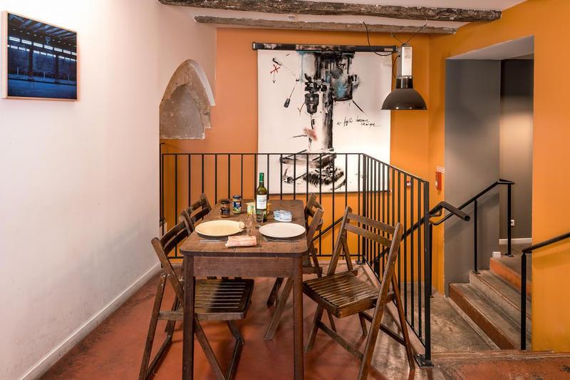 Vertigo Vieux-Port best hostels in Marseille