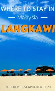 Where to Stay in Langkawi PIN