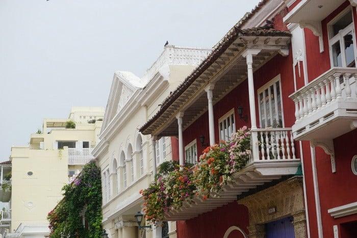 Backpacking Cartagena