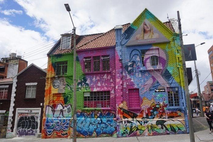 Bogota Graffiti
