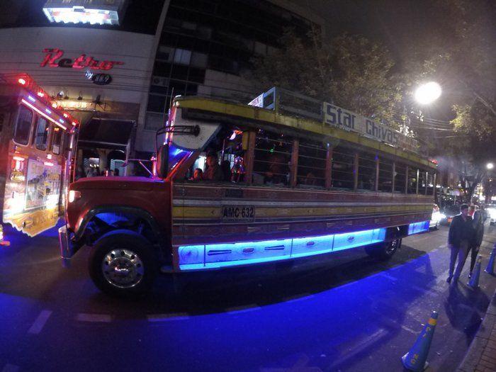 Bogota Nightlife