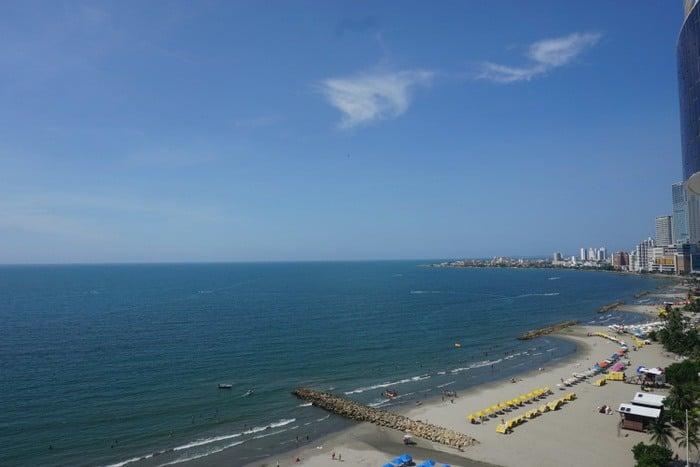 Cartagena Beaches