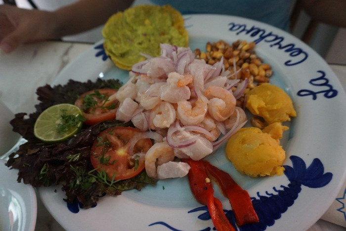 Cartagena Ceviche