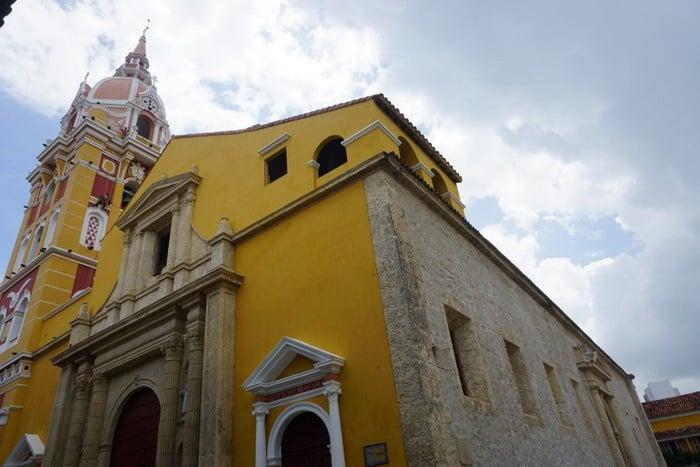 Cartagena Churches