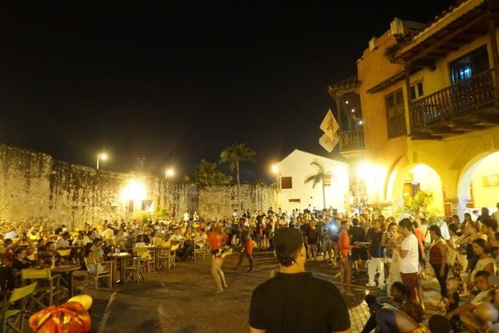 Cartagena Dancing