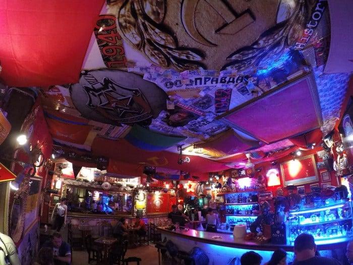 Cartagena KGB Bar