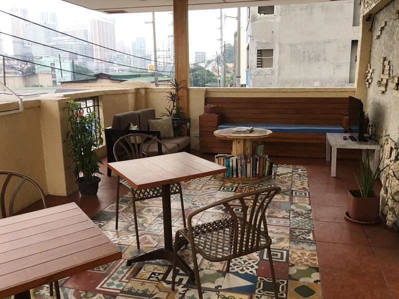 1 River Central best hostels in Manila