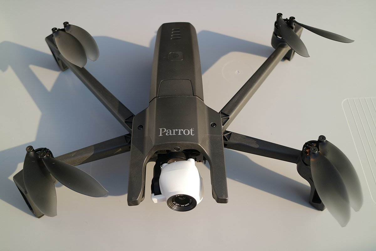 Parrot Anafi Best Travel Drone that isn't a DJI