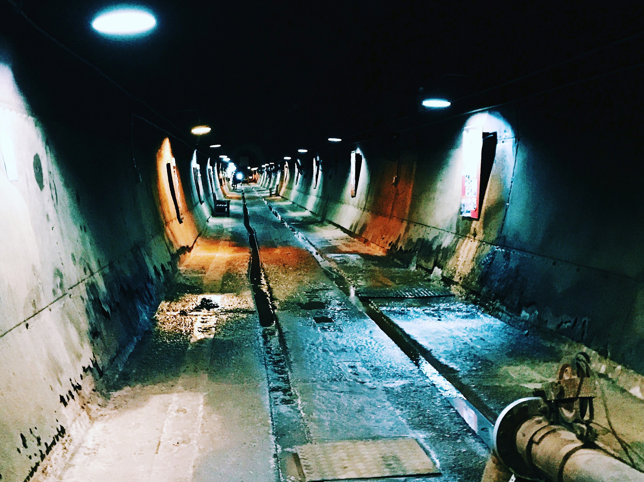 darwin world war 2 tunnels