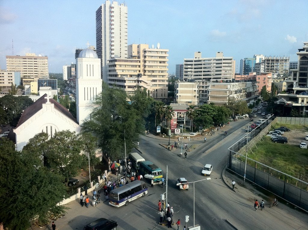 dar es salaam streets