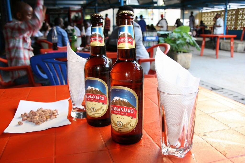 beer in tanzania