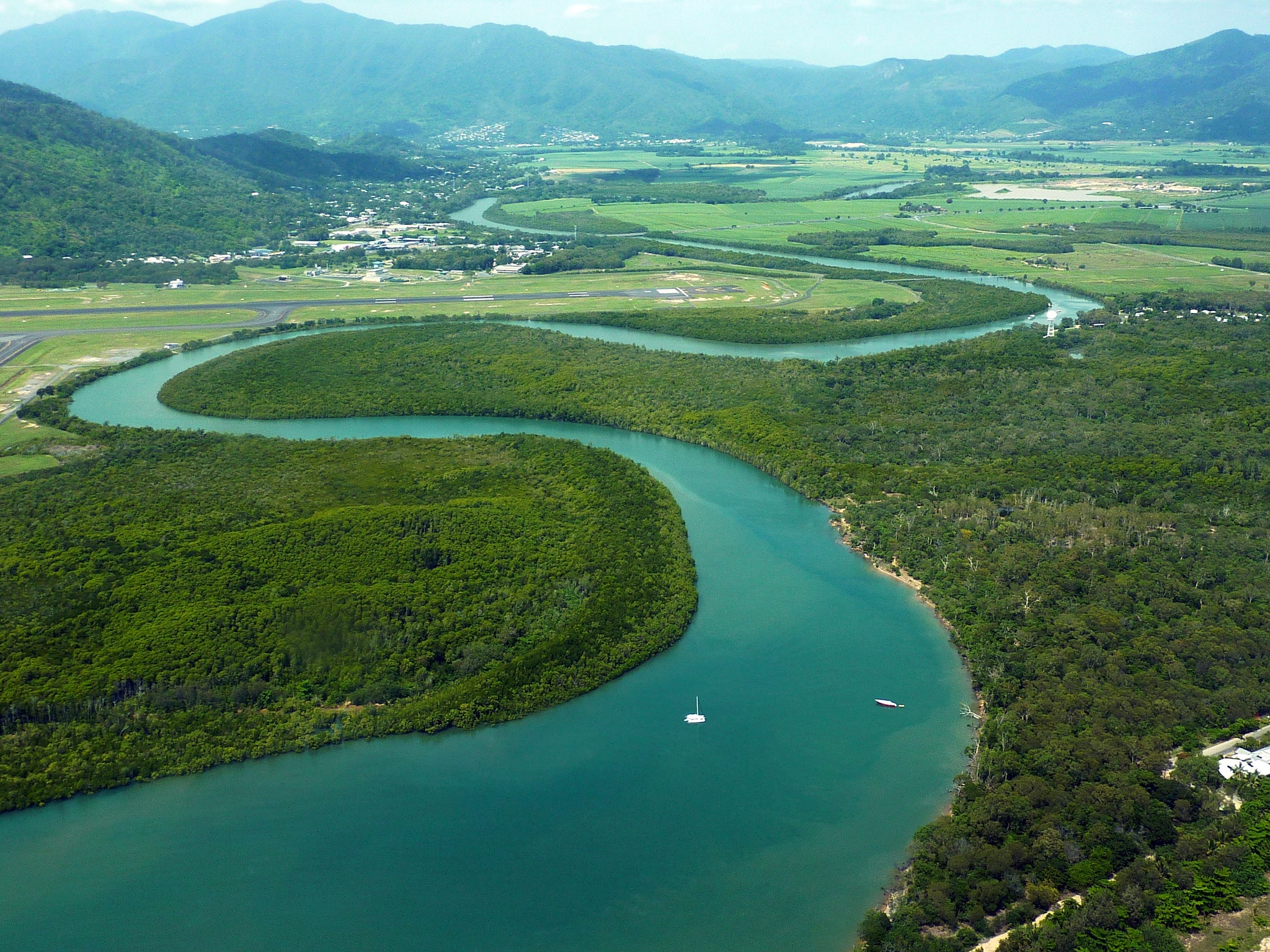 baron river backpacking cairns