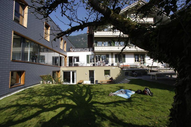Backpackers Villa Sonnenhof best hostels in Interlaken